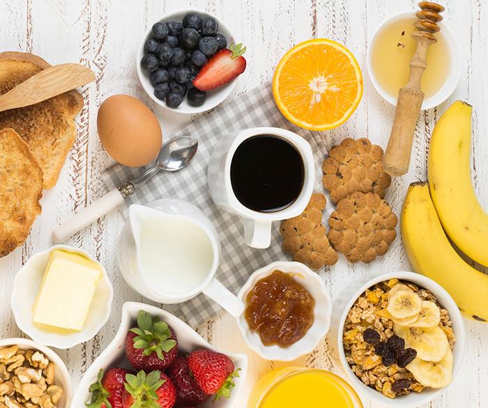 importância do café da manhã
