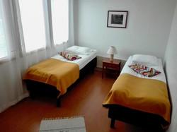 Hovi Suite bedroom