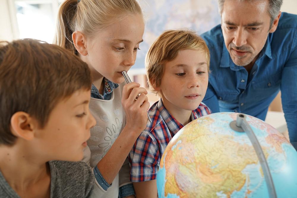世界と出会えるSaturday School