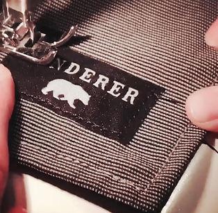 Wanderer Dark Cloth, Wanderer Label, Wanderer Custom Dark Cloth