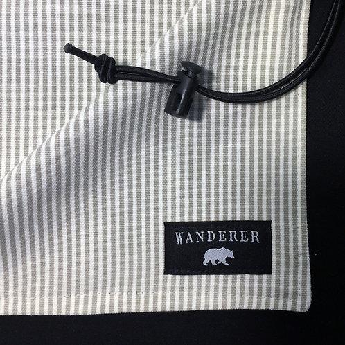 """""""Grey Stripes""""- Dark Cloth"""