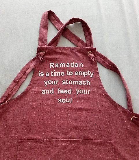 Ramadan Apron