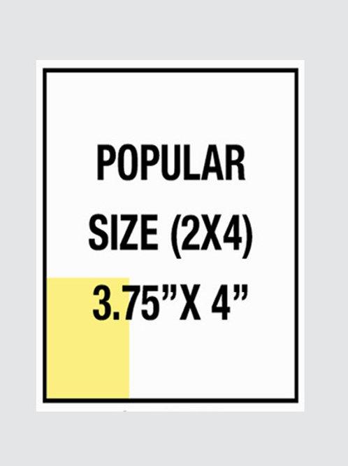 Popular Size