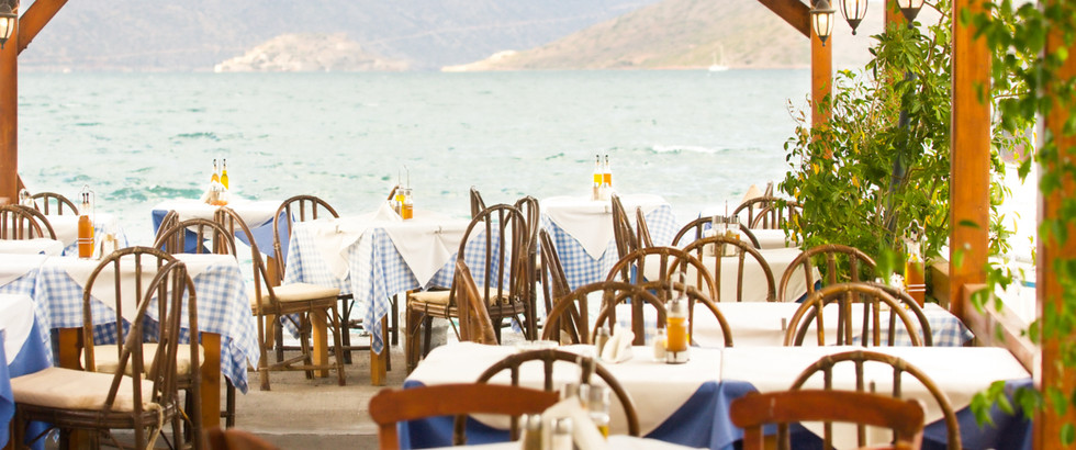 Greek Restaurant Conceptual Development