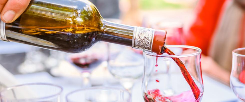 Greek Wine Sampling