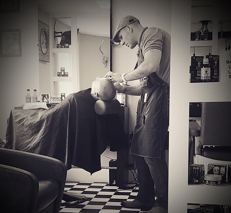 The Wright Barber Plymouth