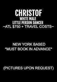 Christof-White-Midget-Male-Exotic-Dancer