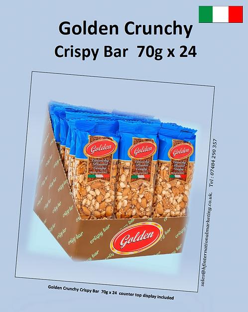 Crispy Bar 70g x 24