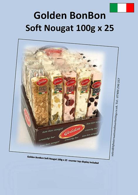 Soft Nougat 100g x 25