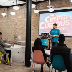 Crypto Curious Course