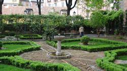 El jardín del príncipe de Angiona