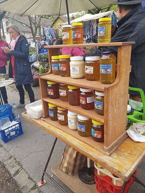 Méz, hárs-akác