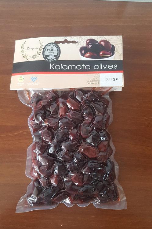 Kalamat Fekete oliva bogyó