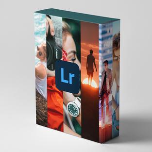 Sawyer Hartman Essential Lightroom Preset Pack