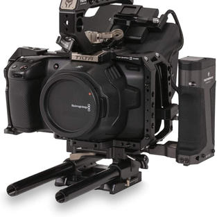 Tiltaing Camera Cage for BMPCC 6K