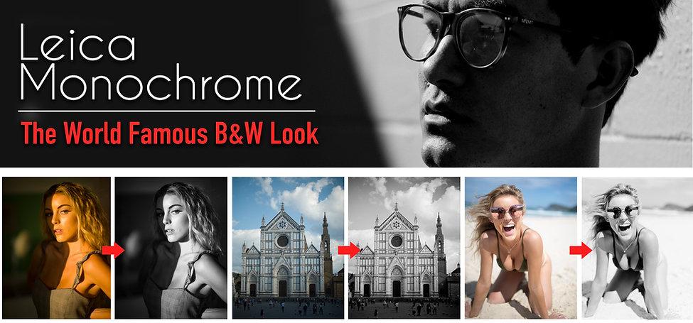 Sawyers Leica Looks #2 - Leica Monochrom