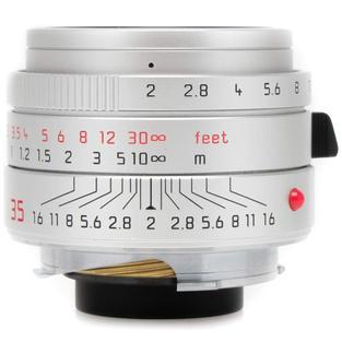 Leica 35mm f/2.0 SUMMICRON-M Aspherical Lens