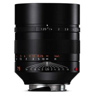 Leica Noctilux-M 75mm f1.25 ASPH.