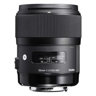 Sigma 35mm F1.4 Art for EF Mount