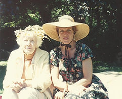 Lura & G Caulfield ca 1988.jpg