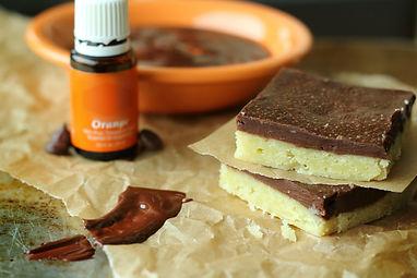 Chocolate dessert with essential oil.jpg