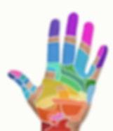 Hände-mit-Reflexzonen-bunt-Reflexzonenth
