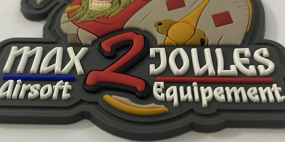 Samedi 24 Juillet - Partie Ouverte -  Max2Joules
