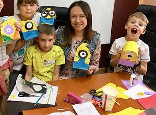 языковой лагерь Интерлэнг в Новосибирске