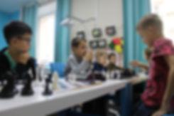 Шахматная школа Гардэ