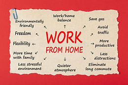 """5 Ways to make """"WFH"""" more Productive and Efficient"""