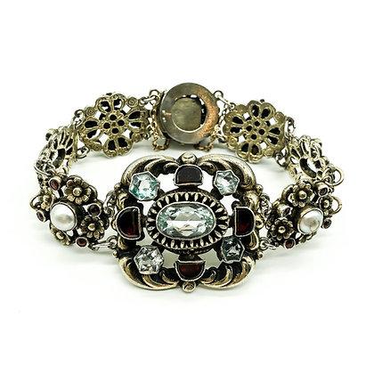 Silver Gilt Austro-Hungarian Bracelet (Sold)