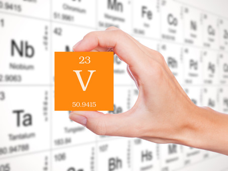 X GROUP Ultra-Pure Vanadium