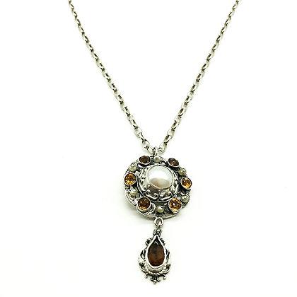 Silver Austro-Hungarian Pendant (Sold)