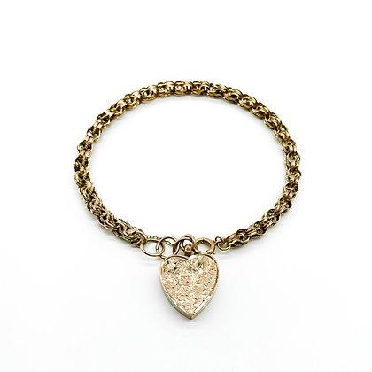 Victorian 9ct Gold Bracelet (Sold)