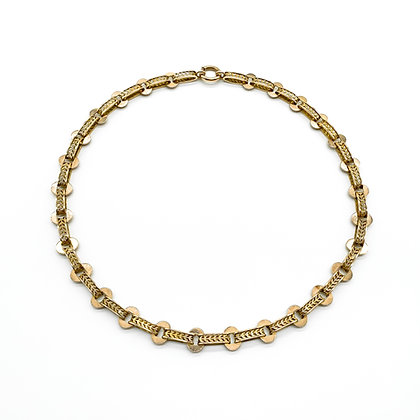 9ct Gold Victorian Chain