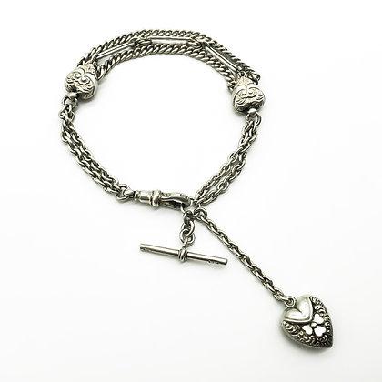 Silver Victorian Albertina (Sold)