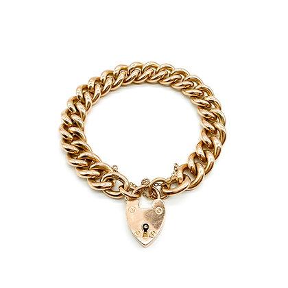 Victorian 9ct Rose Gold Bracelet
