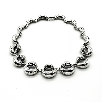 Silver Choker (Sold)