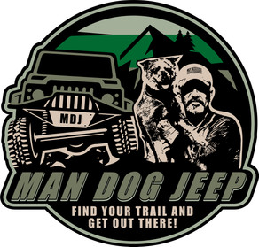 Man_dogjeep…The Story Begins