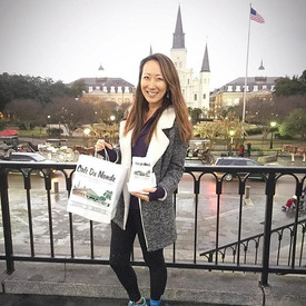 Discovering #NewOrleans and #beignets 😋