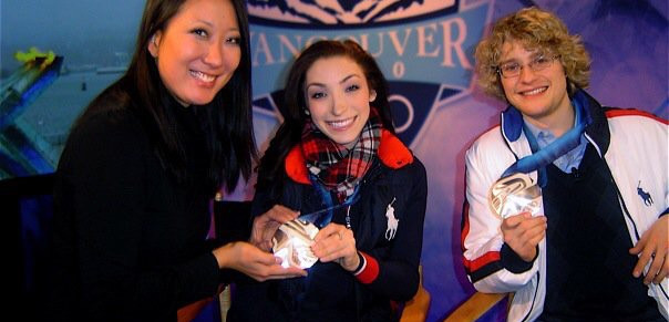 Olympians Meryl Davis and Charlie White Interview
