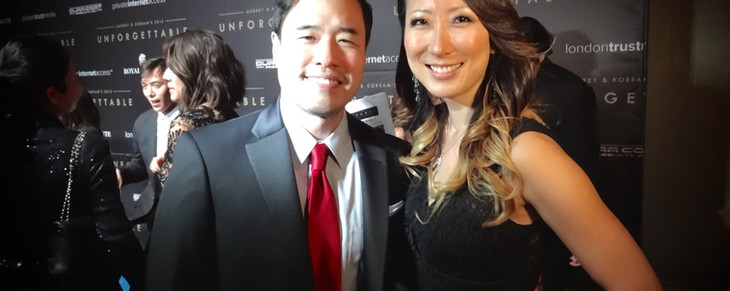 Actor Randall Park Interview