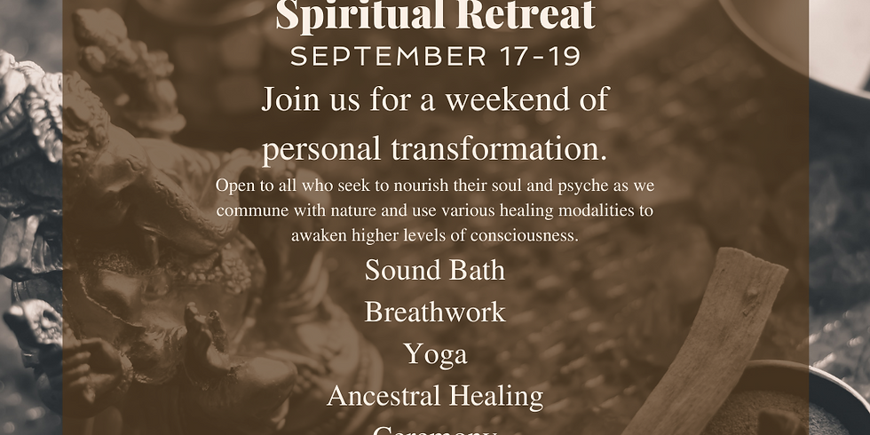 Fall Equinox: Sacred Healing for the Collective