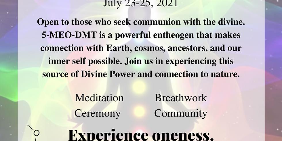 Sacred 5MeO Spiritual Retreat