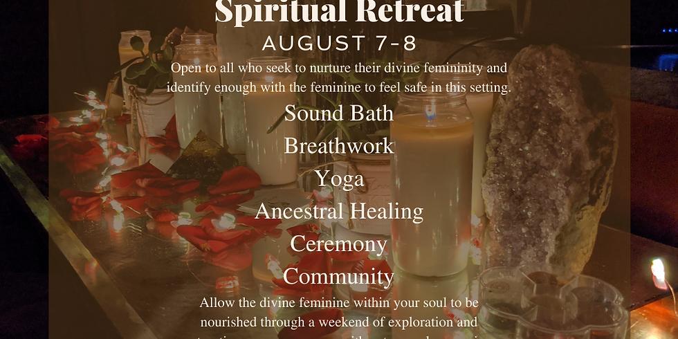 Sacred Healing for the Feminine Soul