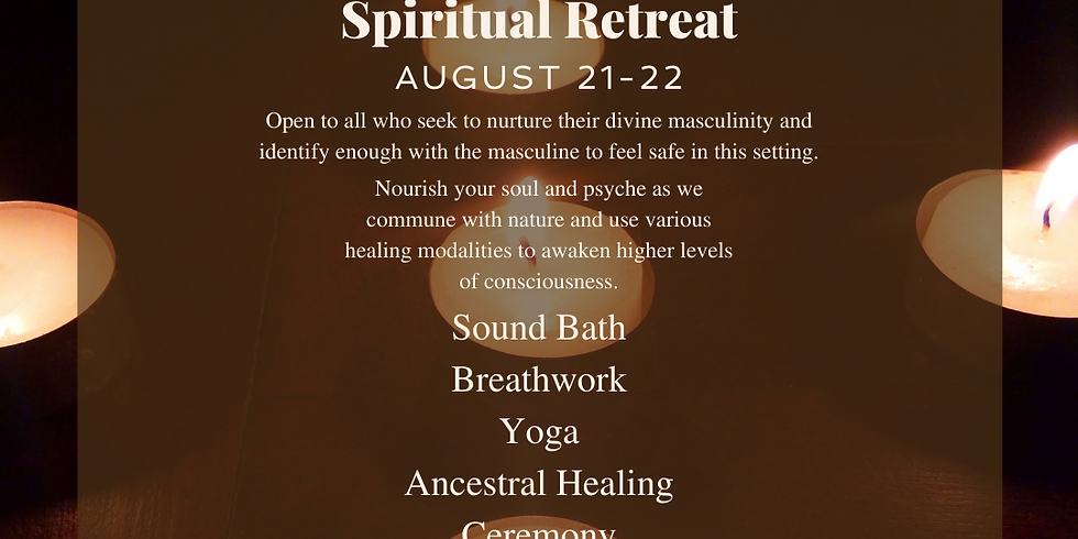 Sacred Healing for the Masculine Soul