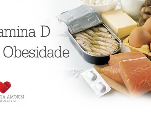 Vitamina D e obesidade: qual a relação?