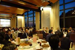 AHEC2018 Conference Dinner participants.