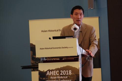 AHEC2018 DAY TWO keynote Yasheng Huang.J
