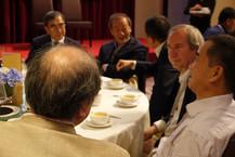AHEC2018 Conference Dinner participants